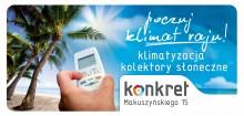 Klimatyzacja Kraków - Konkret - montaż klimatyzacji kraków;klimatyzacja Kraków;klimatyzatory Kraków;montowanie klimatyzacji;